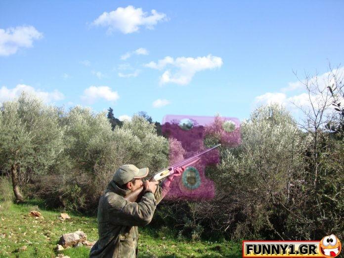 Το ανέκδοτο της ημέρας: Ο Νικόλας πάει για κυνήγι!