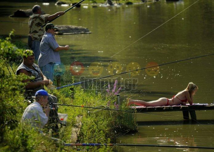 Ανέκδοτο: τέσσερις παντρεμένοι πάνε για ψάρεμα!