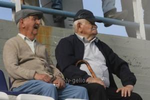 Κουφό ανέκδοτο: Δύο παππούδες με Αλτσχάιμερ