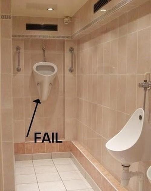 22 από τις πιο εξωφρενικά αποτυχημένες τουαλέτες που έχουν υπάρξει παγκοσμίως