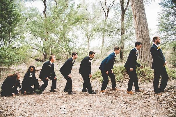 17 νεόνυμφοι που αποφάσισαν να πρωτοτυπήσουν με τις γαμήλιες φωτογραφίες τους