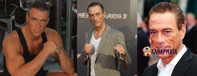 Δείτε πως είναι σήμερα ο Jean Claude Van Damme