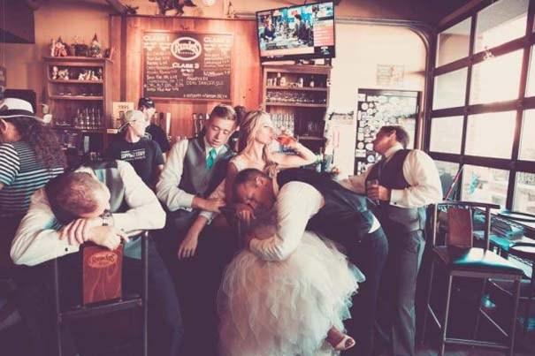 Αστείες φωτογραφίες γάμων #93