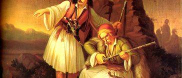 Το ανέκδοτο της ημέρας: Ο Τούρκος στην Επανάσταση και η μαγκιά!
