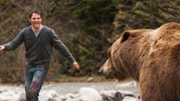Ανέκδοτο: Ο βοσκός η αρκούδα και η πεταχτούλα δημοσιογράφος ! Τρελό γέλιο