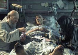 Ανέκδοτο: Ο παππούς και ο Χάρος