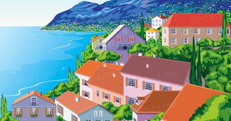 ΑΝΕΚΔΟΤΟ: Ένα ζευγάρι Γερμανών επισκέπτεται ένα παραθαλάσσιο χωριό σε ένα νησί…