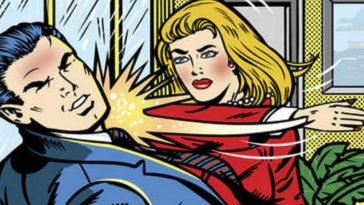 ΑΝΕΚΔΟΤΟ: Γυναίκα χαστουκίζει τον σύζυγό της …
