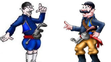 ΑΝΕΚΔΟΤΟ: Οι δύο Κρητικοί και οι ξένες γλώσσες!