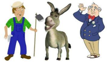 ΑΝΕΚΔΟΤΟ: Ο γάιδαρος, o κτηνοτρόφος και ο δήμαρχος