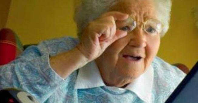 Ανέκδοτο: Η γιαγιά που έχει απάντηση για όλα