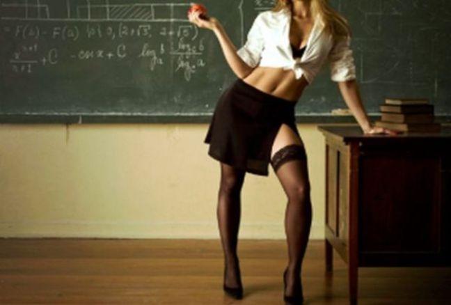 Ανέκδοτο: Η δασκάλα και ο επιθεωρητής ! Τρελό γέλιο