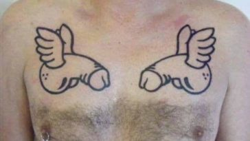Ανέκδοτο: Πάει ένας σε έναν τατουατζή και του ζητάει tattoo στο πουλί του … ! Τρελό γέλιο