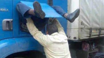 Ένας Φορτηγατζής και ένας GAY οδηγός στην Εθνική! (ΞΕΚΑΡΔΙΣΤΙΚΟ ΑΝΕΚΔΟΤΟ)
