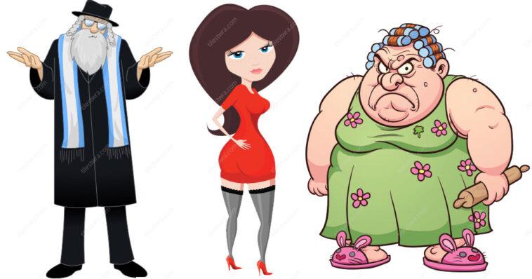 ΑΝΕΚΔΟΤΟ: O ηλικιωμένος Εβραίος, η ιερόδουλη και η… τσατσά!