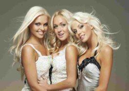 Ανέκδοτο: Τρεις ξανθιές περνάνε από έναν δρόμο βλέπουνε κάτω κάτι σταγόνες από ένα περίεργο υγρό το δοκιμάζουν και …! Τρελό γέλιο