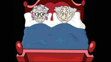 Ανέκδοτο: O παππούς, η γιαγιά και το… κέρατο