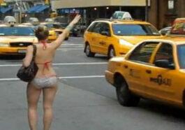 Το ανέκδοτο της ημέρας: Ο ταξιτζής, ο μεθυσμέν@ς και η γυναίκα με το μίνι!