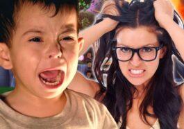 Ανέκδοτο: Ο Τοτός γυρίζει από το σχολείο στο σπίτι του κλαίγοντας …! Τρελό γέλιο