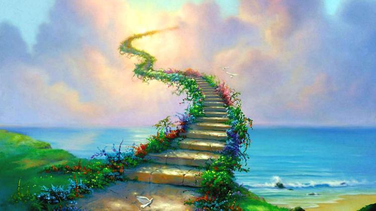 Ανέκδοτο: Στον παράδεισο