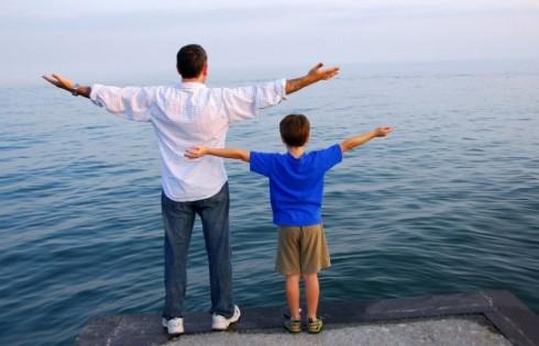 Ανέκδοτο: Ένας πατέρας
