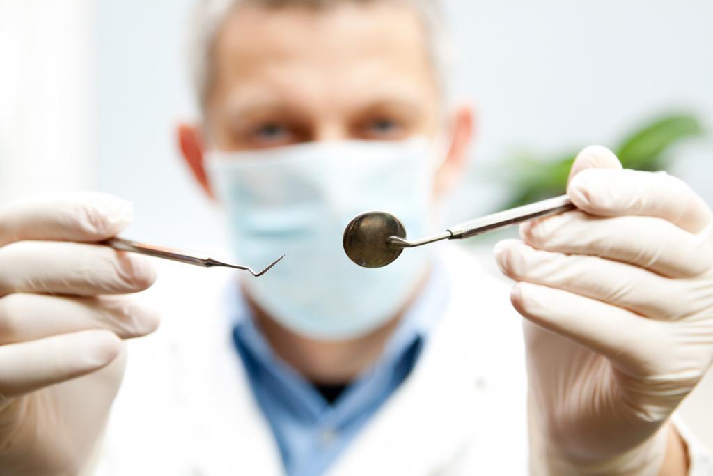 Ανέκδοτο: Ραντεβού με τον οδοντίατρο