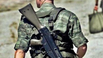Ανέκδοτο: O έξυπνος στρατιώτης και το κράνος