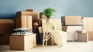 Ανέκδοτο: Η μετακόμιση
