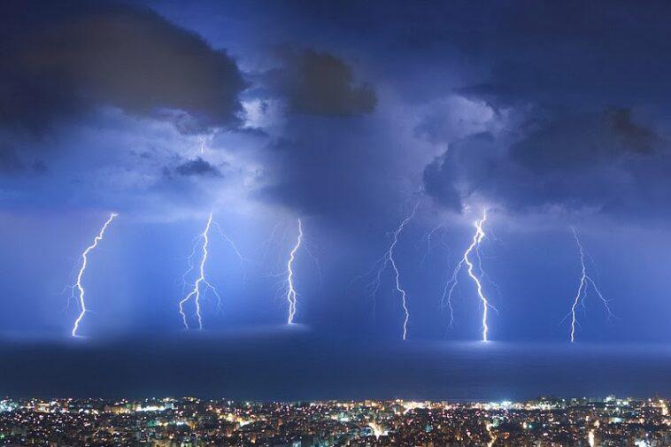 Ανέκδοτο: Καταιγίδα!