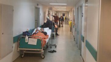 Ανέκδοτο: Στο νοσοκομείο