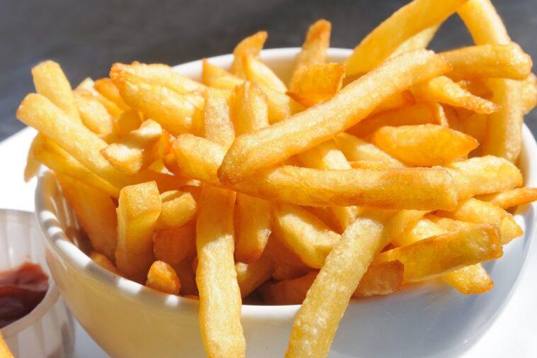 Ανέκδοτο: Τηγανητές πατάτες