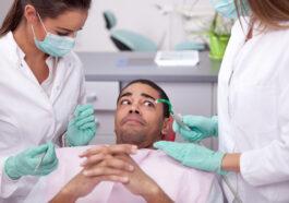 Ανέκδοτο: Το σκάει τύπος απο τα χειρουργεια και τον σταματουν στην πυλη… Τρελό γέλιο