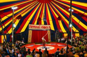 Ανέκδοτο: Το τσίρκο