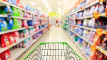 Ανέκδοτο: Στο σούπερ μάρκετ