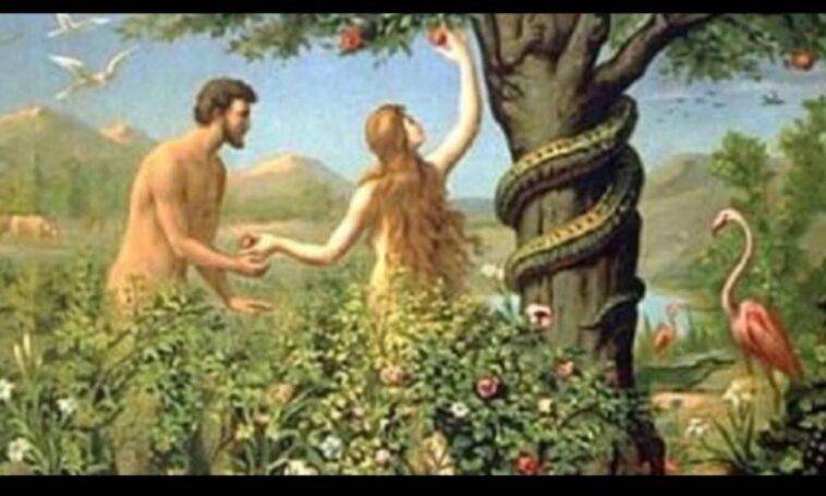 Ανέκδοτο: Αδάμ και Εύα