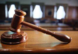 Ανέκδοτο: Η δίκη είχε ξεκινήσει