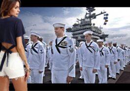 Ανέκδοτο: Παντρεύεται ένας ναυτικός μία αγνή κοπέλα και την πρώτη νύχτα…