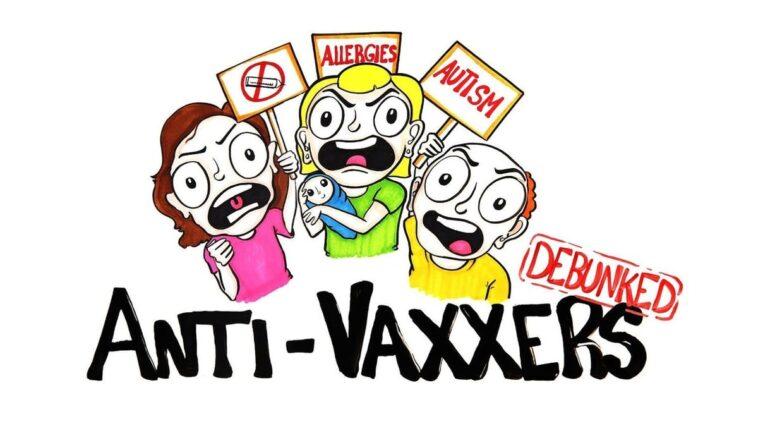 ΑΝΕΚΔΟΤΟ: Είναι 4 αντιεμβολιαστές. Έλληνας Γερμανός Άγγλος και Αμερικάνος. Τρελό γέλιο